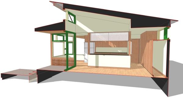 Modern House Plans By Gregory La Vardera Architect Plat