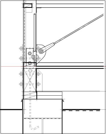 Modern House Plans by Gregory La Vardera Architect: Porch