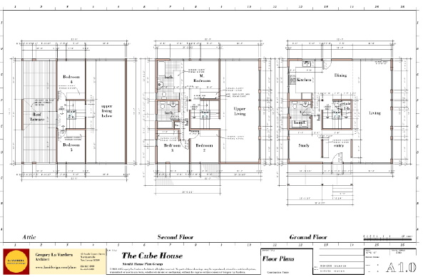 House design dimensions