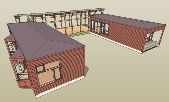 steel framed home plans