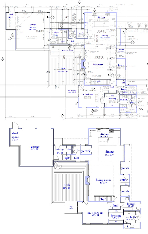 Single Floor House Plans At Home And Interior Design Ideas