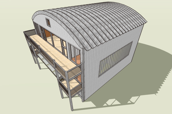 Modern House Plans By Gregory La Vardera Architect 0859