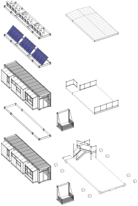 Modern House Plans by Gregory La Vardera Architect: IBU ... on component identification, component symbols, component audio, component architecture, component parts, component wire, component cartoon, component form, component icon,