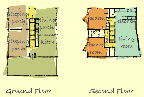 Modern upstairs house plans house design plans for Upstairs floor plans